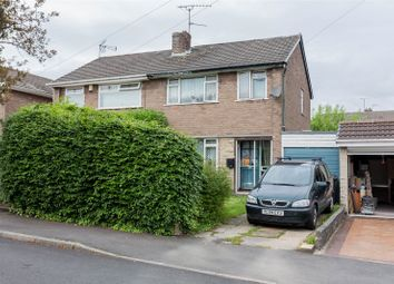 Thumbnail 3 bedroom semi-detached house for sale in Crispin Gardens, Gleadless, Sheffield