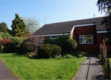 Thumbnail 2 bed bungalow for sale in Riverside Gardens, Henley-In-Arden