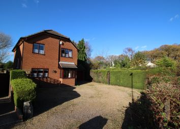 Thumbnail 4 bedroom detached house for sale in Painswick Close, Sarisbury Green, Southampton