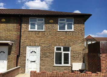 Thumbnail 2 bed end terrace house for sale in Godbold Road, London, London