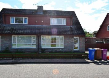 Thumbnail 3 bed semi-detached house to rent in 15 Thornhill Place, Forres