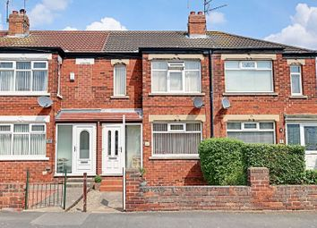Thumbnail 2 bedroom terraced house for sale in Bromwich Road, Willerby, Hull