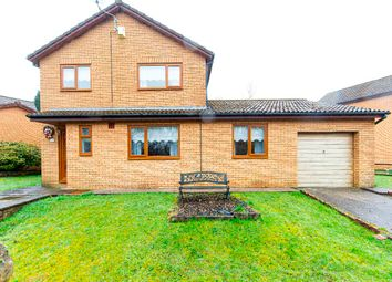 Thumbnail 3 bed detached house for sale in Heol Nant Caiach, Millbrook, Treharris