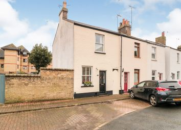 Thumbnail 2 bed end terrace house for sale in River Street, Ware
