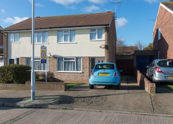 Thumbnail Semi-detached house for sale in Windermere Avenue, Ramsgate