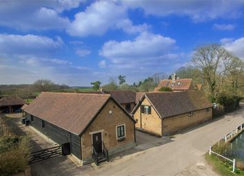 Thumbnail 5 bed detached house for sale in Chapmore End, Ware, Hertfordshire