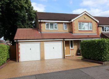 Thumbnail 4 bed detached house for sale in Parklands, Gadebridge, Hemel Hempstead