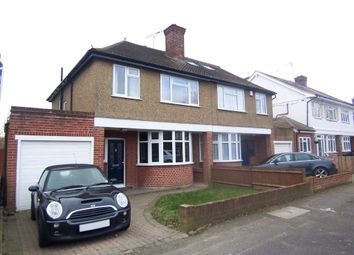 Thumbnail 3 bed semi-detached house to rent in Abbotsbury Gardens, Eastcote, Pinner