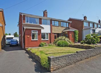 Thumbnail 4 bed semi-detached house for sale in Middleton Road, Bromsgrove