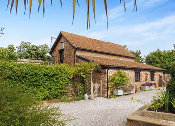 Thumbnail 3 bed barn conversion for sale in Lower Marsh, Dunster, Minehead