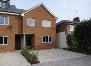 Thumbnail 4 bedroom end terrace house for sale in High Street, Eaton Bray, Dunstable