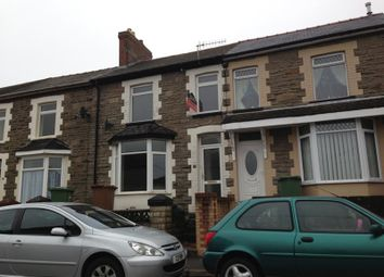 Thumbnail 3 bed terraced house to rent in Llancayo Street, Bargoed