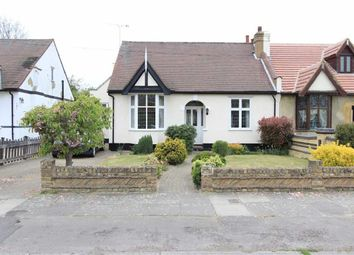 Thumbnail 3 bedroom semi-detached bungalow for sale in Levett Gardens, Seven Kings, Essex