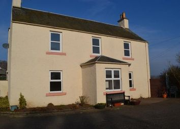Thumbnail 5 bed detached house to rent in Sandyhall Farmhouse, Glendoick, Perth