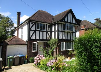 Thumbnail 3 bed detached house for sale in Barn Way, Wembley