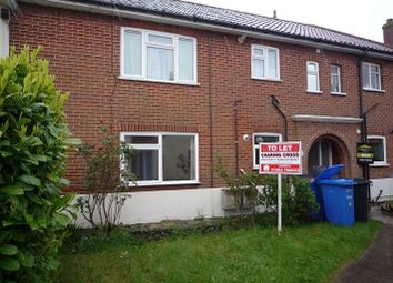 Thumbnail 1 bed flat to rent in Josephine Close, Norwich