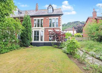 Thumbnail 6 bed semi-detached house for sale in Chester Road, Helsby, Frodsham