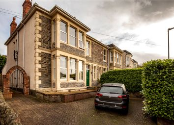 Thumbnail 4 bed semi-detached house for sale in Overnhill Road, Downend, Bristol
