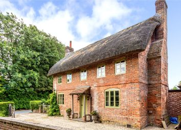 Thumbnail 4 bed detached house for sale in Kingston Road, Shalbourne, Marlborough, Wiltshire