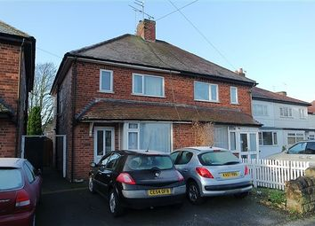 Thumbnail 3 bedroom semi-detached house for sale in Peveril Road, Beeston