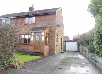 Thumbnail 2 bed semi-detached house for sale in Ecclesbridge Road, Marple, Stockport