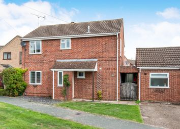 Thumbnail 4 bed detached house for sale in Drinkwater Close, Newmarket