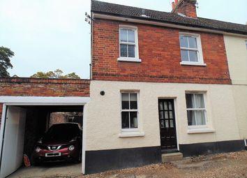 Thumbnail 2 bed semi-detached house to rent in Fox Yard, Farnham, Surrey