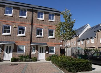 Thumbnail 4 bed end terrace house for sale in Eden Road, Dunton Green, Sevenoaks