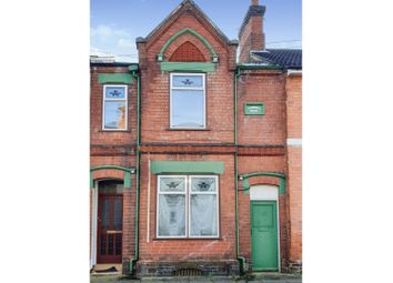3 bed terraced house for sale in Lovatt Street, Stafford ST16