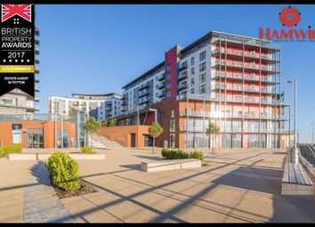 Thumbnail 2 bed flat for sale in Denyer Walk, Southampton