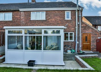 Thumbnail 3 bed semi-detached house for sale in Garden Drive, Brampton, Barnsley