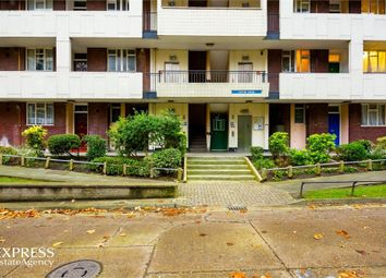 Thumbnail 1 bed flat for sale in Hallfield Estate, London