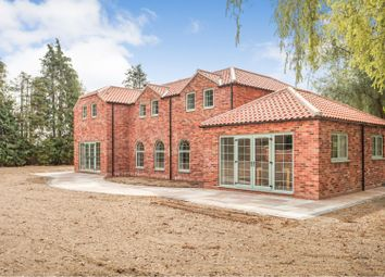 Thumbnail 4 bed detached house for sale in Thorpe Road, Tattershall Thorpe