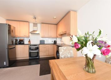 Thumbnail 2 bed flat for sale in Hannay House, Scott Avenue, London