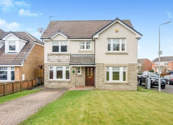Thumbnail 4 bedroom detached house for sale in Magnolia Terrace, Cambuslang, Glasgow