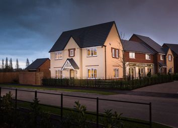 Thumbnail 3 bed detached house for sale in The Morpeth II At The Spinnings, Preston