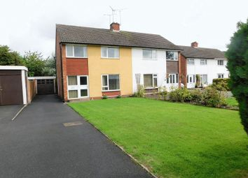 Thumbnail 3 bed semi-detached house for sale in Richmond Close, Stafford