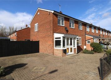 Thumbnail 4 bed end terrace house for sale in Ampleforth Road, Abbey Wood, London