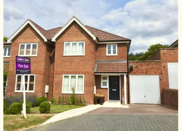 Thumbnail 3 bed semi-detached house for sale in Lambe Road, Wendover