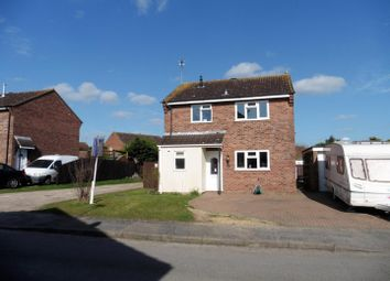 Thumbnail 3 bed property for sale in Kipling Way, Stowmarket