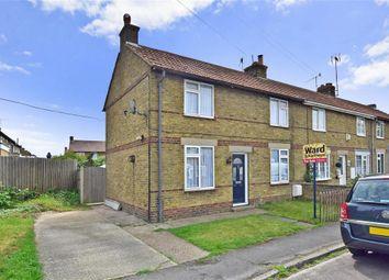 Thumbnail 3 bed end terrace house for sale in Gordon Square, Faversham, Kent