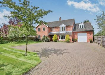 Thumbnail 6 bed detached house for sale in Cats Common, Smallburgh, Norwich, Norfolk