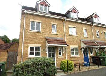 Thumbnail 3 bed town house to rent in Coleridge Way, Elstree, Borehamwood