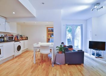 Thumbnail 3 bed flat to rent in Downs Road, London