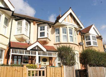 Thumbnail 3 bedroom terraced house for sale in Nottingham Road, Leyton, London