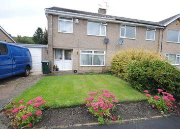 Thumbnail 3 bed semi-detached house to rent in Pentland Avenue, Clayton, Bradford