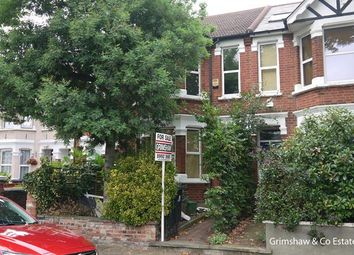 Thumbnail 3 bed end terrace house for sale in Manor Road, West Ealing, London