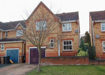Thumbnail 3 bed detached house for sale in Larch Drive, Ashby Fields, Northampton