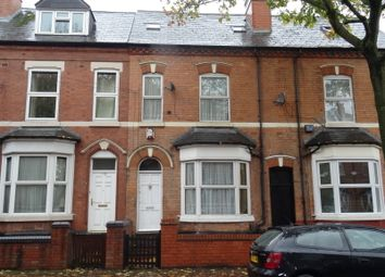 Thumbnail 3 bed terraced house to rent in Gordon Road, Lozells