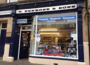 Thumbnail Retail premises for sale in G Penrose & Sons, 23 Bondgate Within, Alnwick